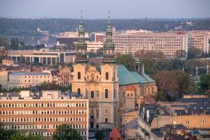 miasto poznan fot. slawek wachala 8 300x200 - Poznań: Widok z dachów wieżowców na Piekarach