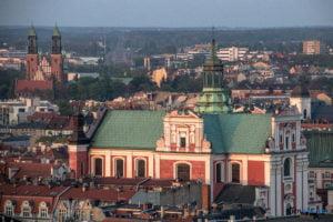 miasto poznan fot. slawek wachala 9 300x200 - Poznań: Widok z dachów wieżowców na Piekarach