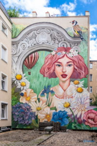 mural za bramka 7 fot. slawek wachala 1607 200x300 - Poznań: Tajemniczy mural Za Bramką