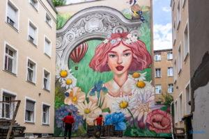 mural za bramka 7 fot. slawek wachala 1615 300x200 - Poznań: Tajemniczy mural Za Bramką