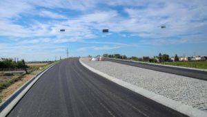 obwodnica wrzesnia fot. um wrzesnia 300x169 - Września: Na obwodnicy jest już nawierzchni asfaltowa!