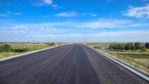 obwodnica wrzesnia fot. um wrzesnia4 300x169 - Września: Na obwodnicy jest już nawierzchni asfaltowa!