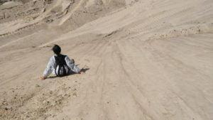 odkrywka drzewce fot. oboz dla klimatu2 300x169 - Konin: Ekolodzy przeciwko kopalniom odkrywkowym. Wkroczyła policja
