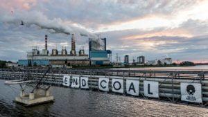 odkrywka drzewce fot. oboz dla klimatu4 300x169 - Konin: Ekolodzy przeciwko kopalniom odkrywkowym. Wkroczyła policja