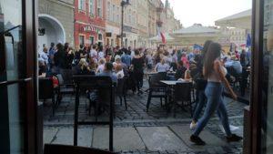 parada ko fot. k. adamska 300x169 - Poznań: Burza przed ciszą, czyli przemarsz dla Rafała Trzaskowskiego