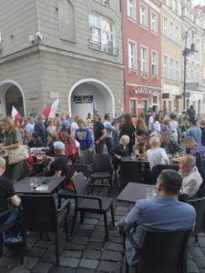 parada ko fot. k. adamska7 225x300 - Poznań: Burza przed ciszą, czyli przemarsz dla Rafała Trzaskowskiego