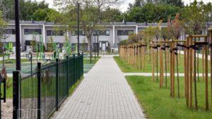 park rekreacji staroleka mala fot. ump5 300x169 - Poznań: Park Rekreacji Starołęka Mała już otwarty