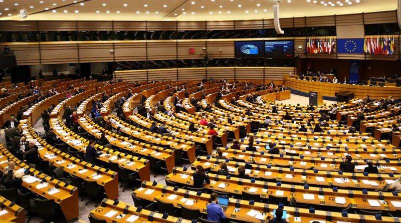 Parlament Europejski fot. R. Biedroń FB