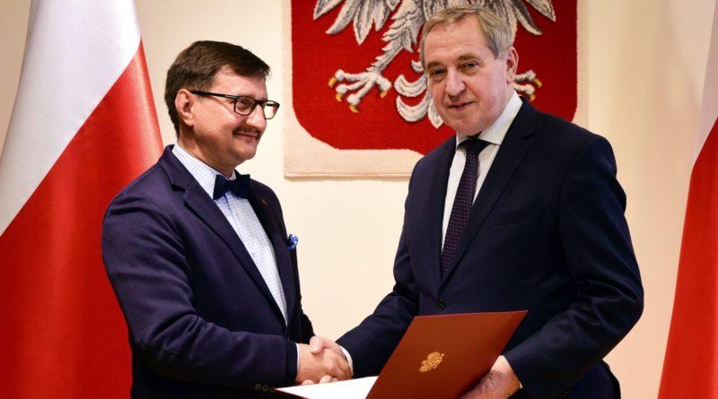 Paweł Ciećko fot. GIOŚ
