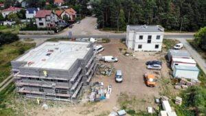 placowka przy perzyckiej fot. pim 300x169 - Poznań: Placówka opiekuńczo-wychowawcza przy ul. Perzyckiej ma już dach