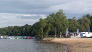 plaza rusalka fot. paulina4 300x169 - Poznań: Kąpiele psów w Rusałce. Plażowicze są oburzeni