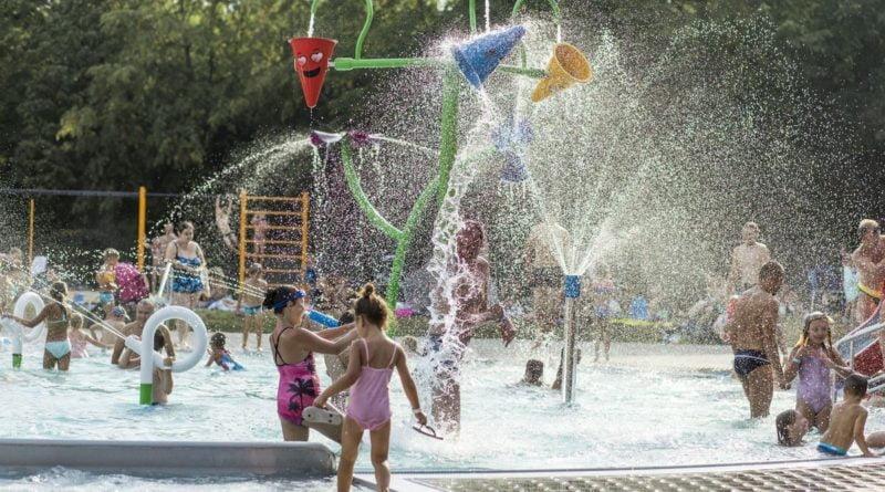 pływalnia park kasprowicza fot. UMP