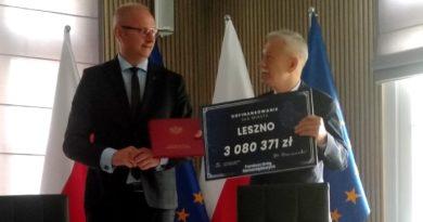 Wielkopolska: 228 mln zł na drogi z Funduszu Dróg Samorządowych