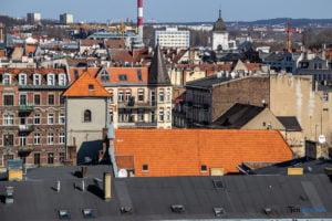 poznan fot. slawek wachala 4501 300x200 - Poznań: Z dachu Wielkopolskiego Centrum Onkologii