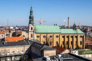 poznan fot. slawek wachala 4502 300x200 - Poznań: Z dachu Wielkopolskiego Centrum Onkologii