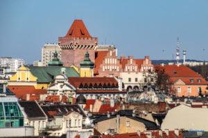 poznan fot. slawek wachala 4601 300x200 - Poznań: Z dachu Wielkopolskiego Centrum Onkologii