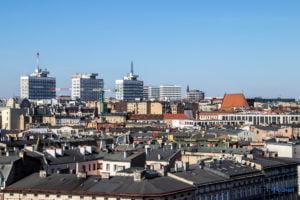 poznan fot. slawek wachala 4612 300x200 - Poznań: Z dachu Wielkopolskiego Centrum Onkologii