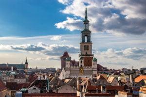 poznan fot. slawek wachala 4737 300x200 - Poznań: Na dachu ulicy Wielkiej