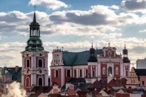 poznan fot. slawek wachala 4743 300x200 - Poznań: Na dachu ulicy Wielkiej