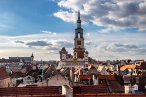 poznan fot. slawek wachala 4756 300x200 - Poznań: Na dachu ulicy Wielkiej