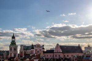 poznan fot. slawek wachala 4766 300x200 - Poznań: Na dachu ulicy Wielkiej