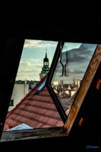 poznan fot. slawek wachala 4804 200x300 - Poznań: Na dachu ulicy Wielkiej
