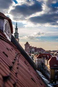 poznan fot. slawek wachala 4813 200x300 - Poznań: Na dachu ulicy Wielkiej