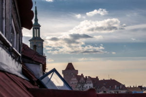 poznan fot. slawek wachala 4824 300x200 - Poznań: Na dachu ulicy Wielkiej