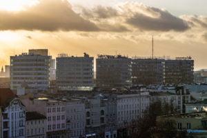 poznan ponad dachami. zamek przemysla fot. slawek wachala 4338 300x200 - Poznań z dachu zamku Przemysła