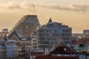 poznan ponad dachami. zamek przemysla fot. slawek wachala 4343 300x200 - Poznań z dachu zamku Przemysła