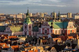poznan ponad dachami. zamek przemysla fot. slawek wachala 4347 300x200 - Poznań z dachu zamku Przemysła
