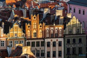 poznan ponad dachami. zamek przemysla fot. slawek wachala 4349 300x200 - Poznań z dachu zamku Przemysła
