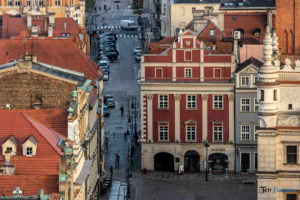 poznan ponad dachami. zamek przemysla fot. slawek wachala 4354 300x200 - Poznań z dachu zamku Przemysła