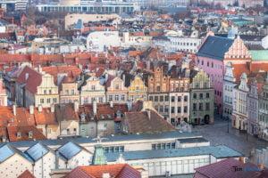 poznan ponad dachami. zamek przemysla fot. slawek wachala 4364 300x200 - Poznań z dachu zamku Przemysła