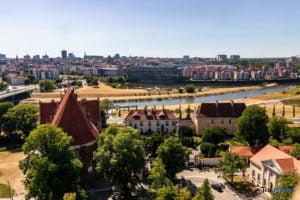 poznan z wiezy katedry 2019 fot. slawek wachala 8135 300x200 - Poznań: Widok z katedralnej wieży