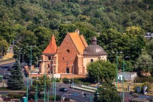 poznan z wiezy katedry 2019 fot. slawek wachala 8169 300x200 - Poznań: Widok z katedralnej wieży