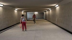 przejscie podziemne fot. um konin5 300x169 - Konin: Otwarto przejście podziemne między Kolejową a Zatorzem