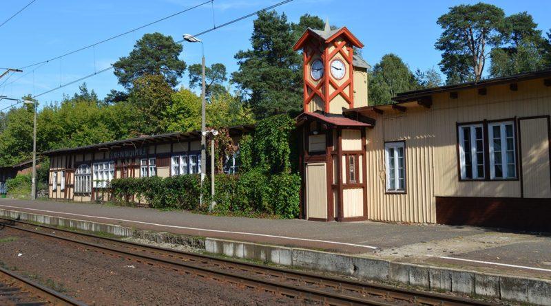 Puszczykowo dworzec fot. UMiG Puszczykowo