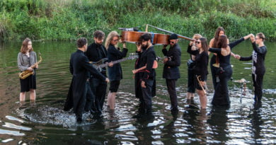 Requiem dla Warty- Poznańska Orkiestra Improwizowana - Generator Malta / Festiwal Malta fot. Sławek Wąchała