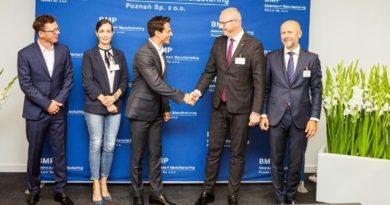 Rozbudowa Beiersdorf AG fot. WUW