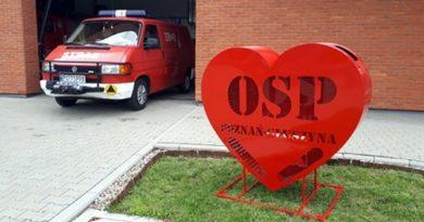 serce na Głuszynie fot. OSP Głuszyna