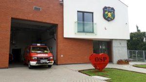 serce na gluszynie fot. osp gluszyna2 300x169 - Poznań: Strażacy z Głuszyny zaczęli kolejną akcję. Z sercem!