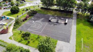skate park fot. pim2 300x169 - Poznań: Rampa Malty i skatepark na osiedlu Tysiąclecia