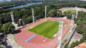 stadion golecin fot. pim 300x169 - Poznań: Główny stadion lekkoatletyczny na Golęcinie gotowy