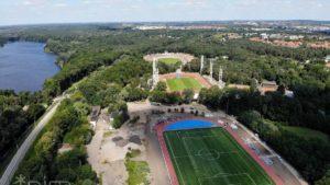 stadion golecin fot. pim6 300x169 - Poznań: Główny stadion lekkoatletyczny na Golęcinie gotowy