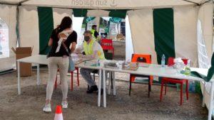 testgo malanow fot. 12wbot2 300x169 - Turek: Ruszył punkt poboru wymazów na koronawirusa w Malanowie