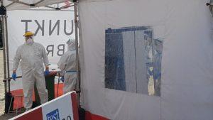 testgo malanow fot. 12wbot3 300x169 - Turek: Ruszył punkt poboru wymazów na koronawirusa w Malanowie