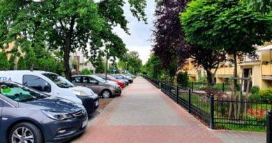 ulica Wyłom fot. ZDM