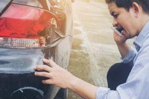 wypadek 4 fot. art. spon. 300x200 - Świadek kolizji lub wypadku drogowego - o czym trzeba pamiętać