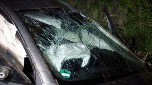 wypadek fot. osp kobyla gora2 300x169 - Ostrzeszów: Tragiczny wypadek - nie żyje 16-latka!